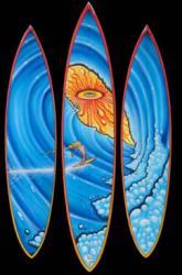 Surfboards für reiche Surfer