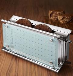 Luxus-Toaster im Swarovksi Look