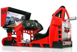 VirtualGT Renn-Simulator