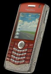 Amosu Blackberry Pearl Limited Diamond Edition
