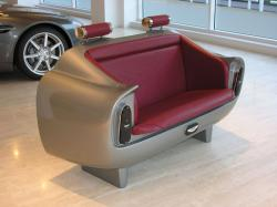 Aston Martin DB6 Couch Limited Edition
