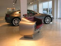 Aston Martin DB6 Couch