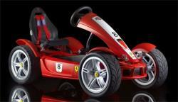 Ferrari FXX Tretauto für Kinder