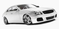 Mercedes-Benz CLS 55 AMG by WheelsandMore
