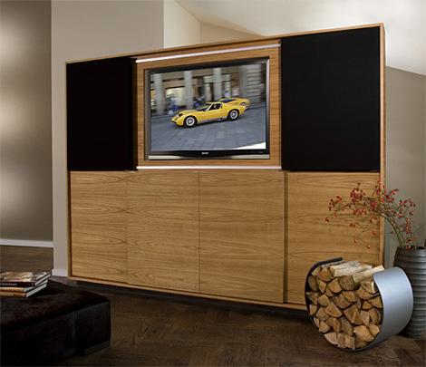 Multimedia Kamin Mit Eingebautem Lcd Fernseher Richtigteuer De