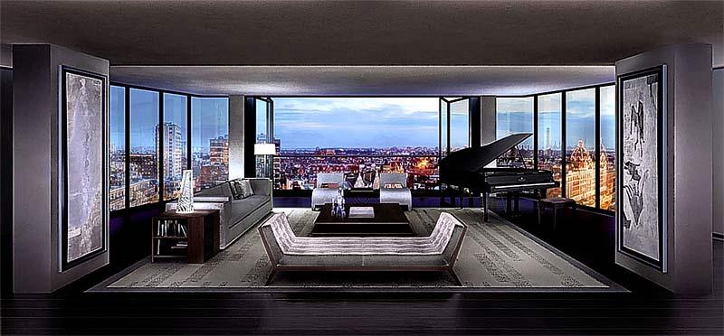 Die teuerste wohnung der welt liegt in london for Wohnung design magazin