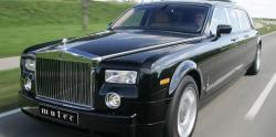 Rolls-Royce Phantom Strech-Limo von Mutec