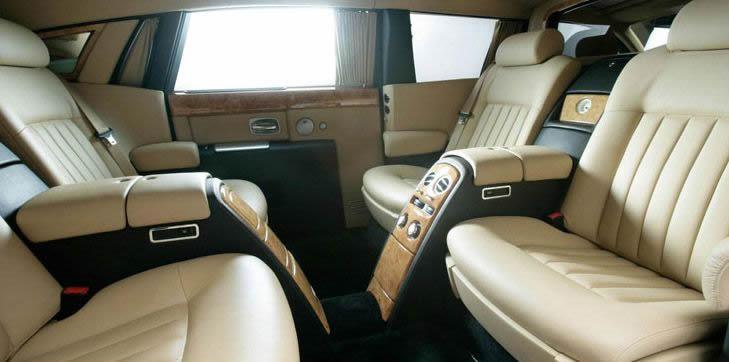 Teuerste limousine der welt  Rolls-Royce Phantom Strech-Limousine von Mutec - richtigteuer.de