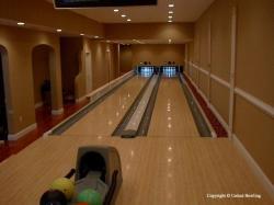 Private Bowlingbahn für 88.000 Dollar