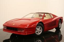 Ferrari Testarossa Replica Go-Kart
