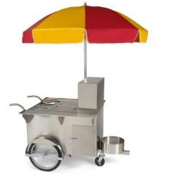 Original New Yorker Hot Dog Stand