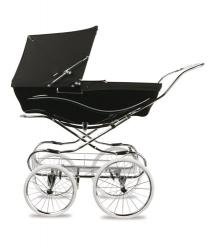 Kensington Silver Cross Kinderwagen