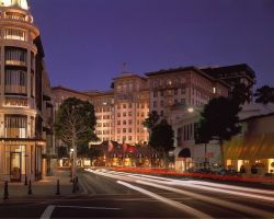 Luxus Hotel Beverly Wilshire aus Pretty Woman
