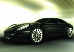 Lightning GT - Sportwagen mit Elektromotor