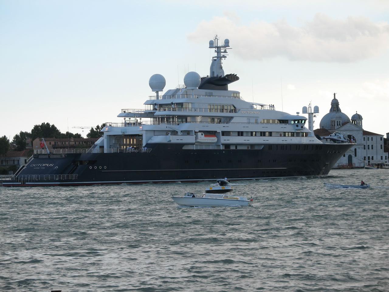 Die Größten Yachten