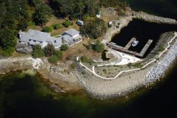 Scott Island - private Insel in Kanada