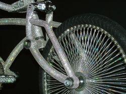 Swarovski Lowrider Bike by Ben Wilson Design