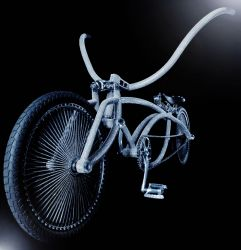 Swarovski Lowrider Bike by Ben Wilson Design
