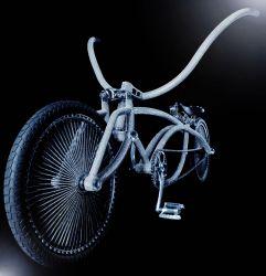 Swarovski Lowrider Bike by Ben Wilson Design Photo by Nick Jell www.jell.co.uk