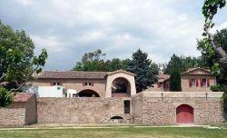 Chateau Miraval in Südfrankreich