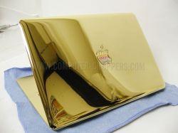 MacBook Air in Gold