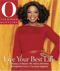 Oprah Winfrey auf dem Cover ihres eigenen Magazins - O the Oprah Magazine