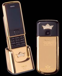 Sayn Design Nokia 8800 Limited Diamond Deluxe Edition