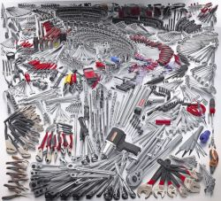 1470-teiliges Werkzeugset für 8.600 Dollar