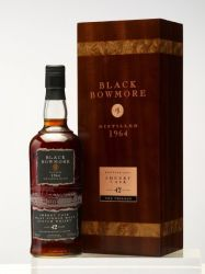 42 Jahre alter Black Bowmore Scotch Whisky