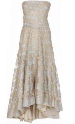Christian Dior Abendkleid der 40er Jahre