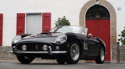 Ferrari 250 GT California Spyder SWB