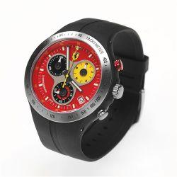 Die neue Jumbo Uhrenlinie von Ferrari