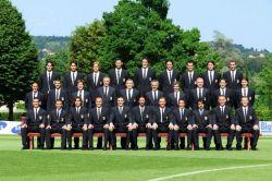 Dolce & Gabbana stattet das italienische Fussballteam aus