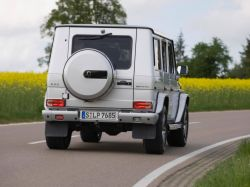 Mercedes Benz G 55 AMG Kompressor