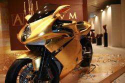 MV Agusta F4 RR 312 in Gold