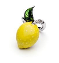 Ring mit Zitrone von Rabat