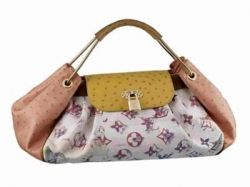 Richard Prince Louis Vuitton Limited Edition Jamais Tasche