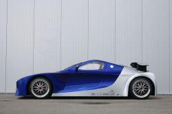 Weber Sportscar Faster One