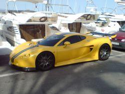 Britischer Sportwagen-Exot - Ascari A10