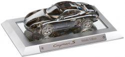 Swarovski Porsche Cayman S Metallic Edition