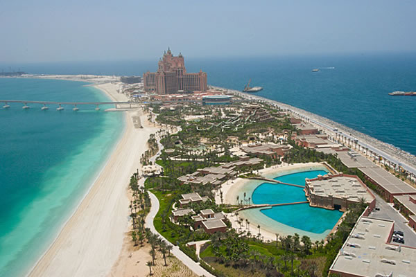 Hotel der Superlative: Atlantis, The Palm in Dubai