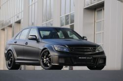 Brabus Bullit Black Arrow auf Basis der C-Klasse