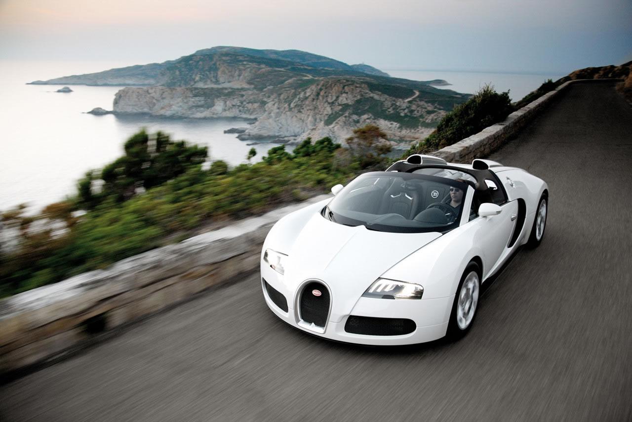 Bugatti Veyron 16.4 Power