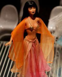 Die teuerste Barbie-Puppe der Welt