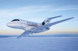 Hawker 4000 Business-Jet