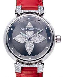 Louis Vuitton Tambour Forever Uhr