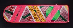 das Hoverboard von Marty McFly alias Michael J. Fox