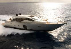 Pershing 80 - Performance und Stil