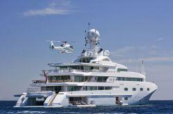 Megayacht Princess Mariana für Charter