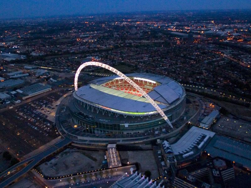 Das teuerste Stadion der Welt - Wembley - richtigteuer.de